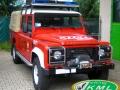 Land Rover Defender Cevna zaščita vozil KML Kogovšek Lj. Dravlje