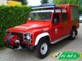 Land rover Defender 4x4 Cevna zaščita vozil KML Kogovšek Lj. Dravlje