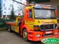 Mercedes benz tovornjak Cevna zaščita vozil KML Kogovšek Lj. Dravlje