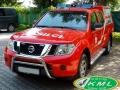 Nissan Navara Cevna zaščita vozil KML Kogovšek Lj. Dravlje