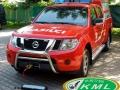 Nissan Navara vitel Cevna zaščita vozil KML Kogovšek Lj. Dravlje