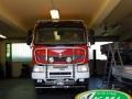 Renault tovornjak Cevna zaščita vozil KML Kogovšek Lj. Dravlje