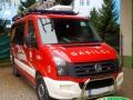 VW Crafter Cevna zaščita vozil KML Kogovšek Lj. Dravlje
