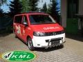 VW T5 Transporter Cevna zaščita vozil KML Kogovšek Lj. Dravlje