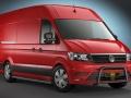 Volkswagen crafter (2017-) cevna zascita črn rollbar kml kogovšek jože ljubljana Dravlje tel 01 50 77 555